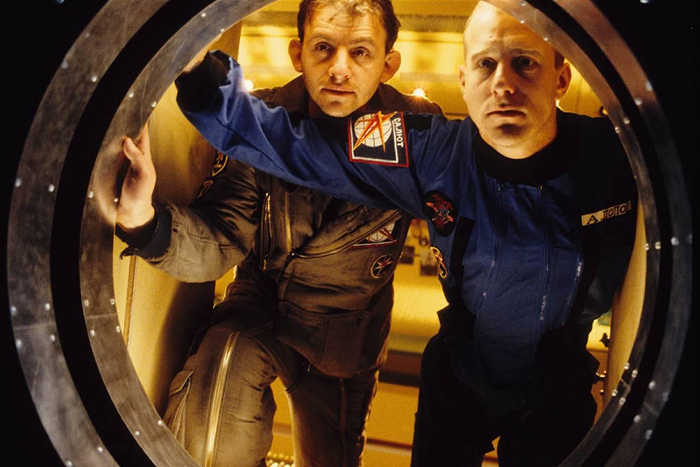 Der letzte Kosmonaut